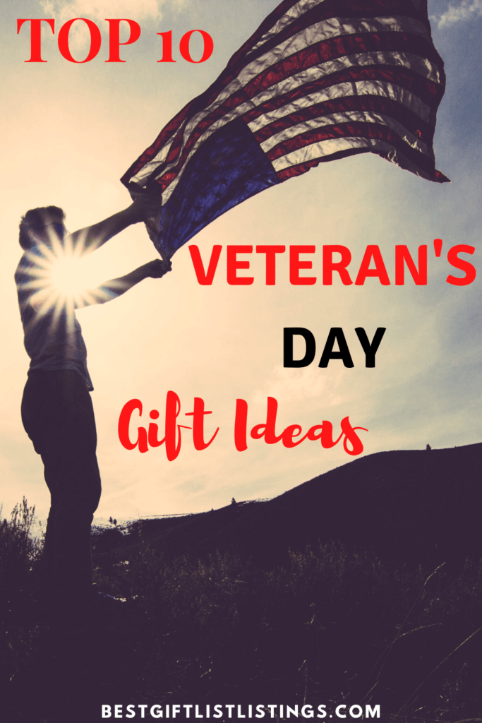 Top 10 Veterans Day Gifts - That