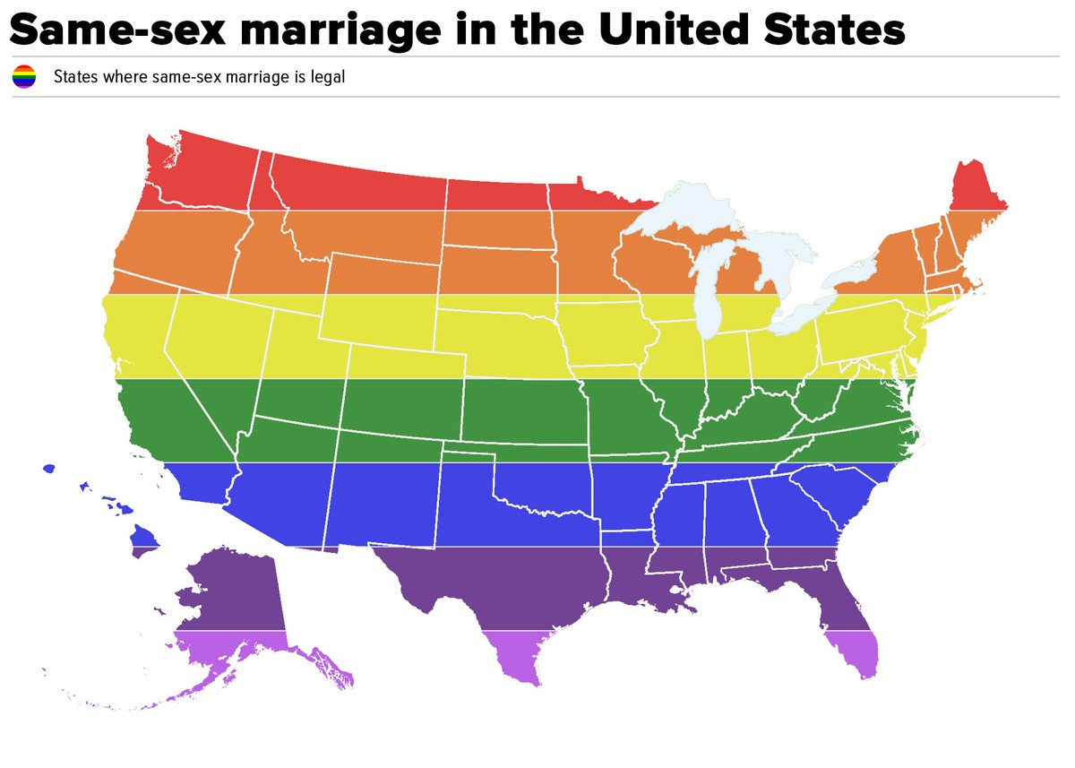 How The Supreme Court's Decision For Gay Marriage Could Affect Religious Institutions